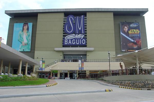 SM Baguio city