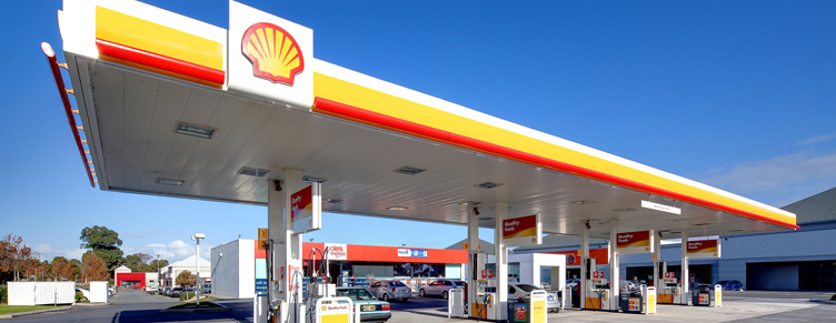 shell service stations composite panel specialist inc. Black Bedroom Furniture Sets. Home Design Ideas