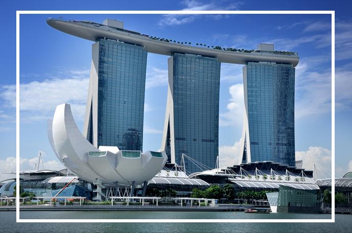 Marina baysand hotel, Singapore